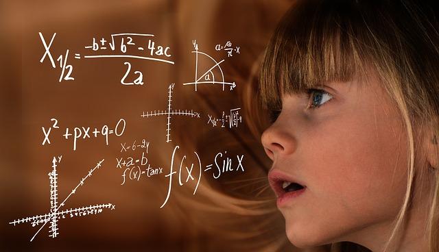 Integralrechnung Nachhilfe Mathe Kind staunt